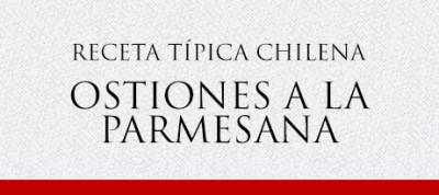 Gato Receta Típica Chilena Ostiones a la Parmesana