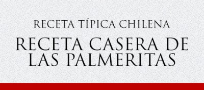 Gato Receta Típica Chilena Palmeritas caseras