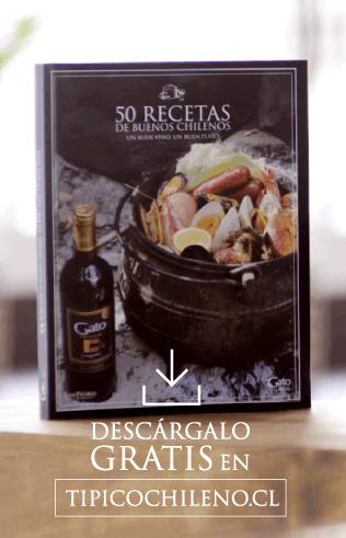 50 recetas | Típico Chileno