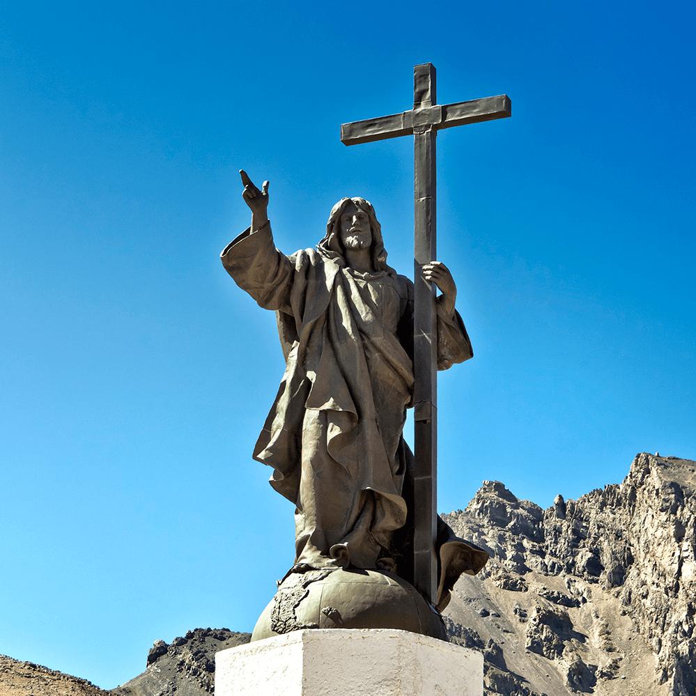 EL CRISTO REDENTOR DE LOS ANDES