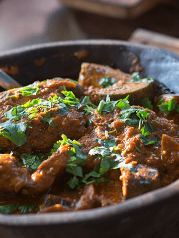 Carne con Tinto Chileno | Recetas Chilenas