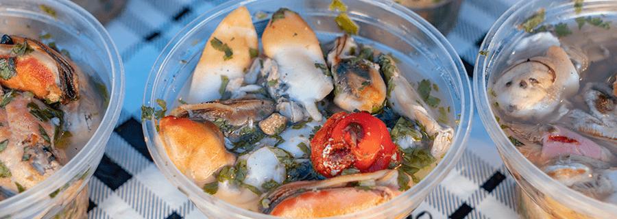 Recetas | Ceviche de Mariscos a Color