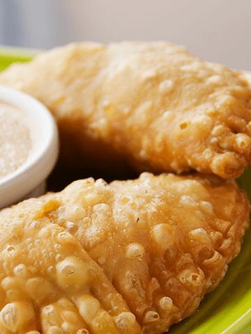 Empanadas de Reineta | Recetas Chilenas