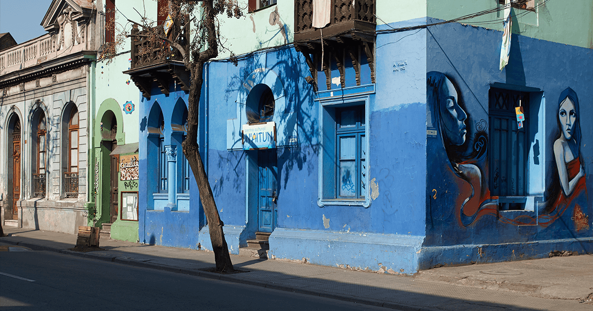 Barrio Yungay | Vino Gato