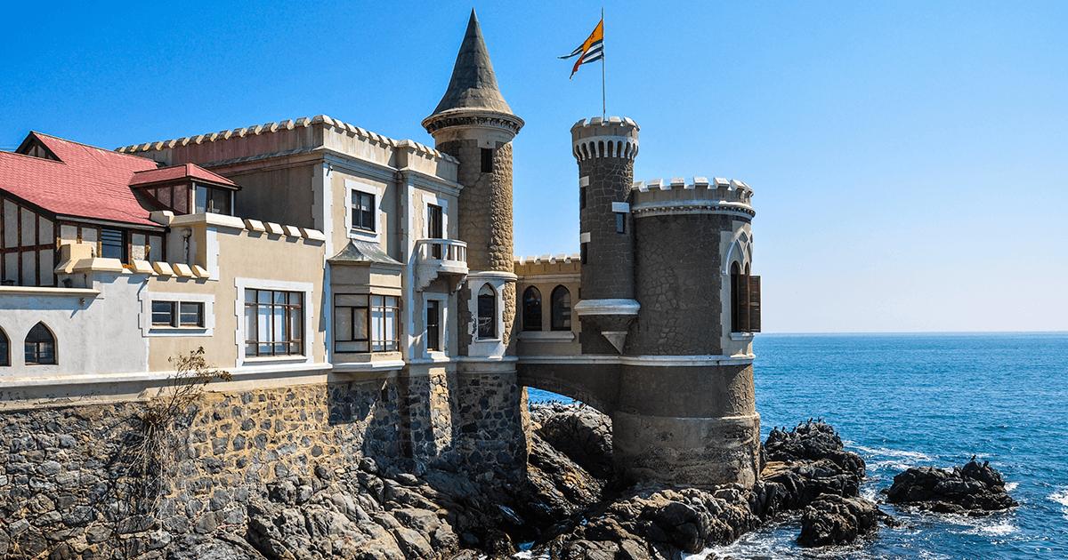 Castillo Wulff | Vino Gato
