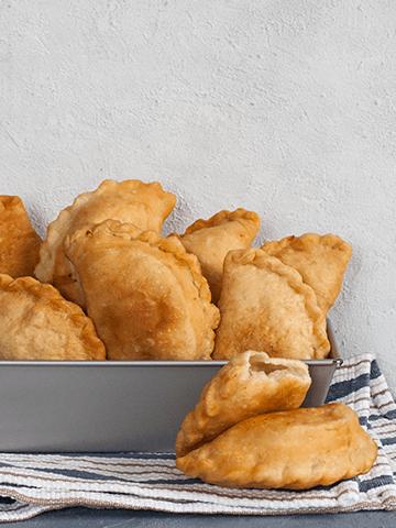 Empanadas Fritas | Recetas Chilenas