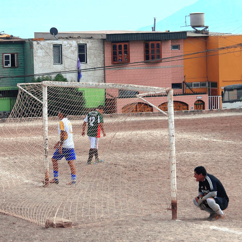 La Pichanga de Barrio