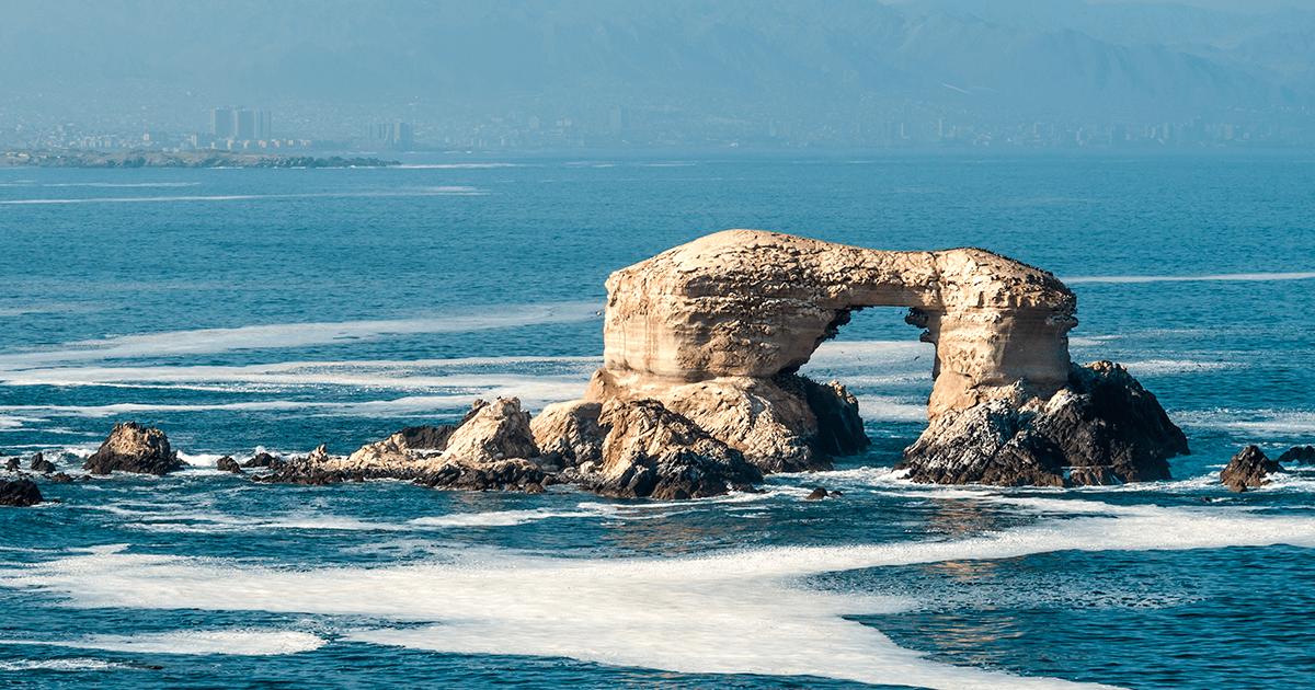La Portada de Antofagasta | Vino Gato