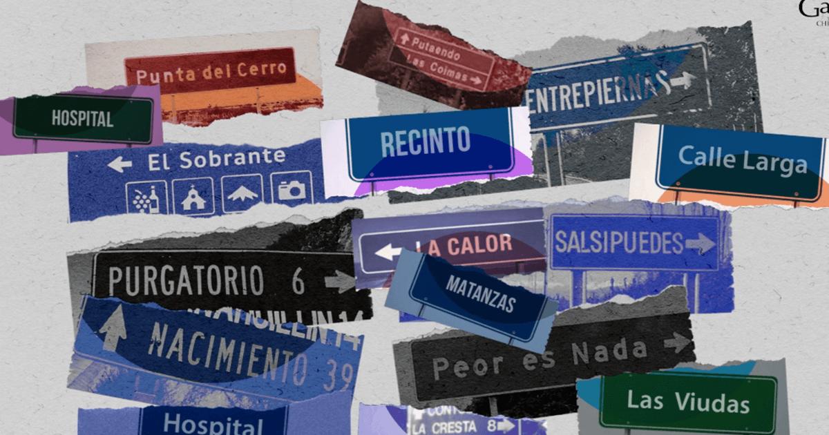 Chile, país de nombres curiosos | Vino Gato