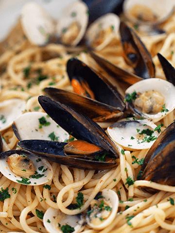 Pasta Marina | Recetas Chilenas
