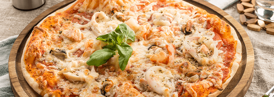 Recetas | Pizza de Corvina