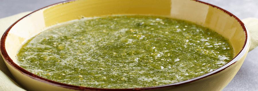 Recetas | Salsa de Ají Casera Siempre Fresca