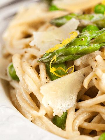 Spaghetti al Campo Claramunt | Recetas Chilenas
