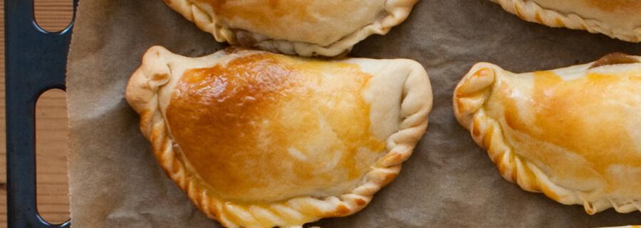 Recetas | Empanadas de Pino al Horno