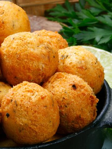 Fritos de Pan