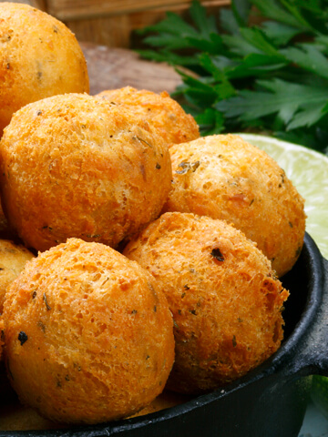 Fritos de Pan | Recetas Chilenas