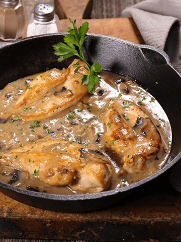 Pollo al Vino | Recetas Chilenas