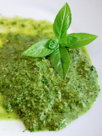 Salsa Verde Típica Chilena | Recetas Chilenas