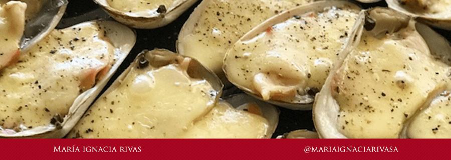 Recetas | Machas a la Parmesana