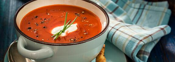 Recetas | Crema de Tomates