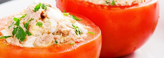 Recetas | Tomates Rellenos