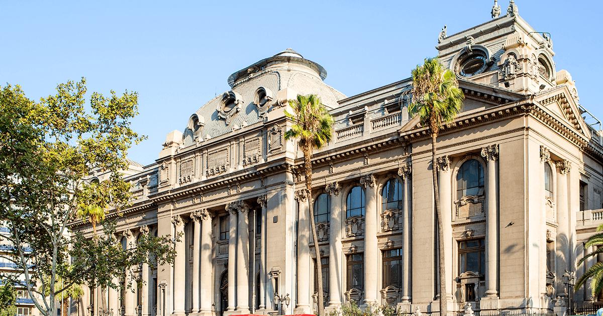 Biblioteca Nacional | Vino Gato