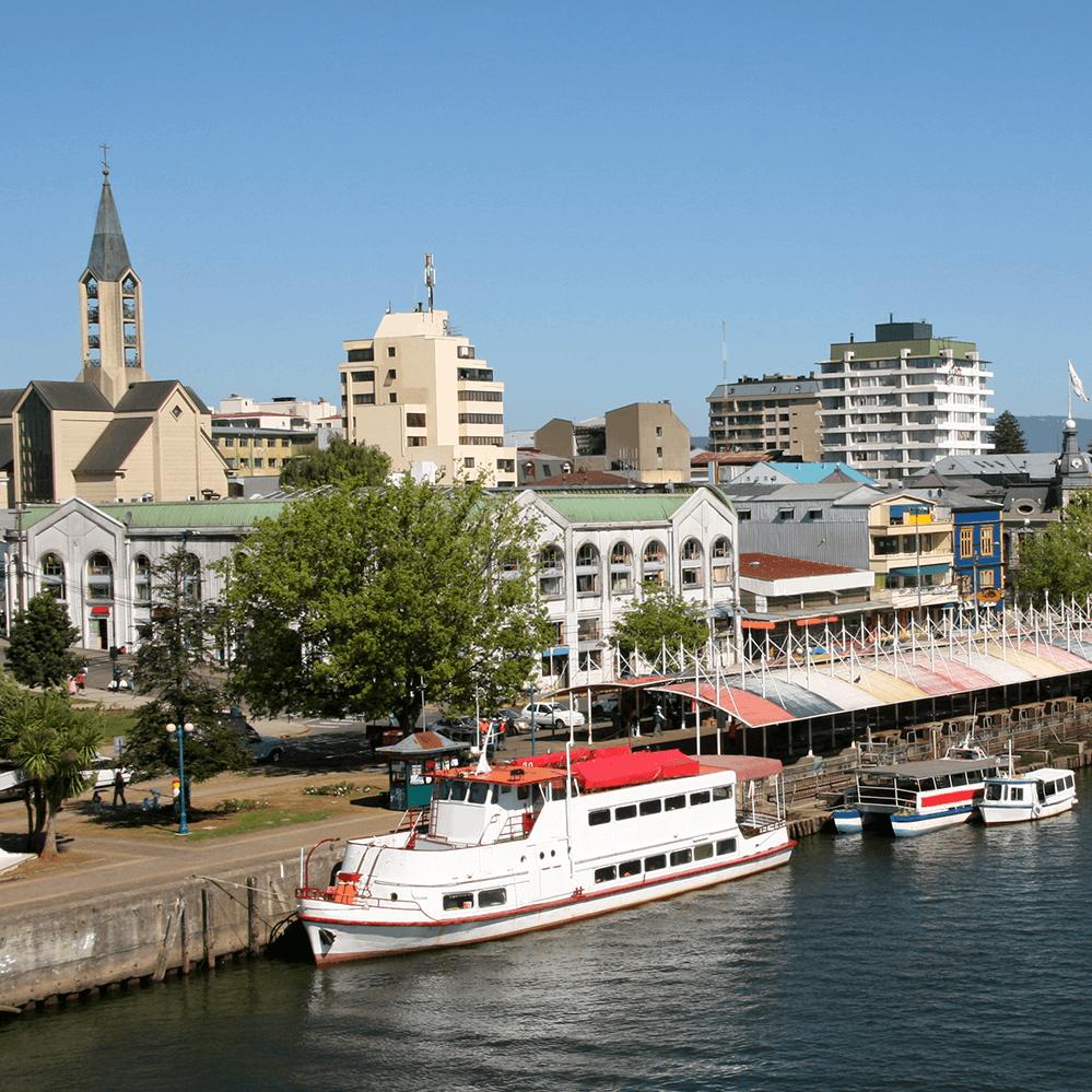 ¡Valdivia hermosa ciudad!