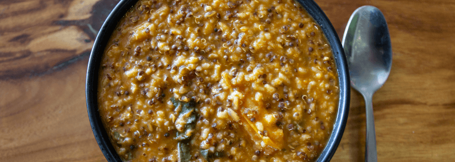 Recetas | Lentejas con Quinoa
