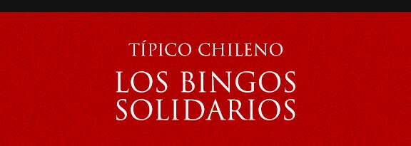 Gato Típico Chileno Los Bingos Solidarios