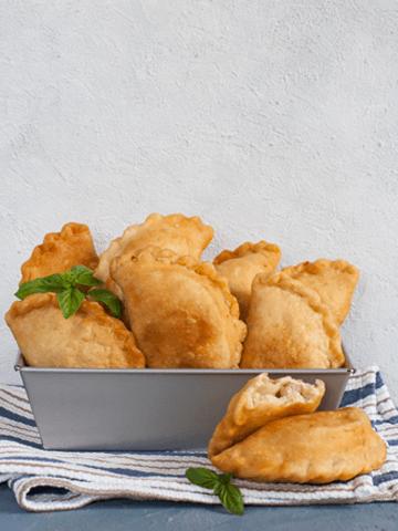 Empanadas del Mar | Recetas Chilenas
