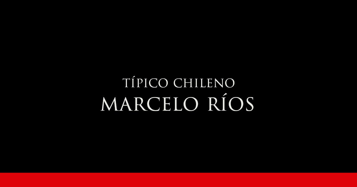 Marcelo Ríos | Vino Gato
