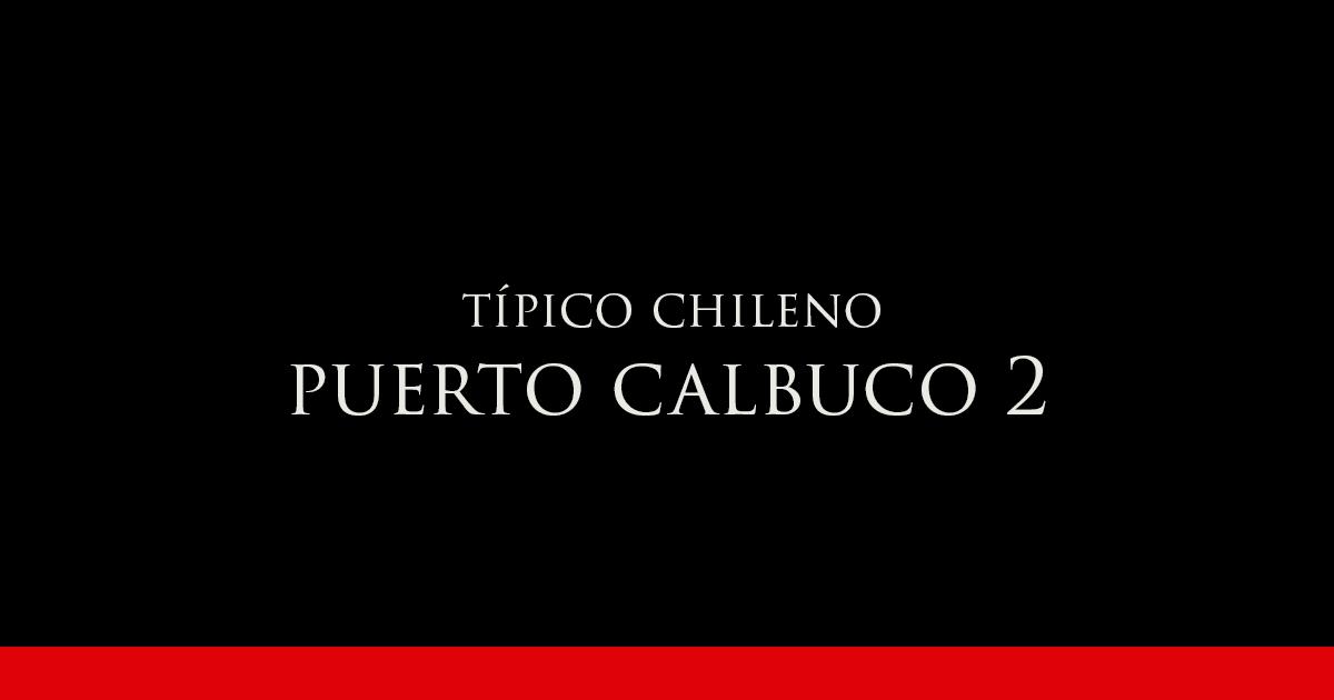 Puerto Calbuco 2 | Vino Gato