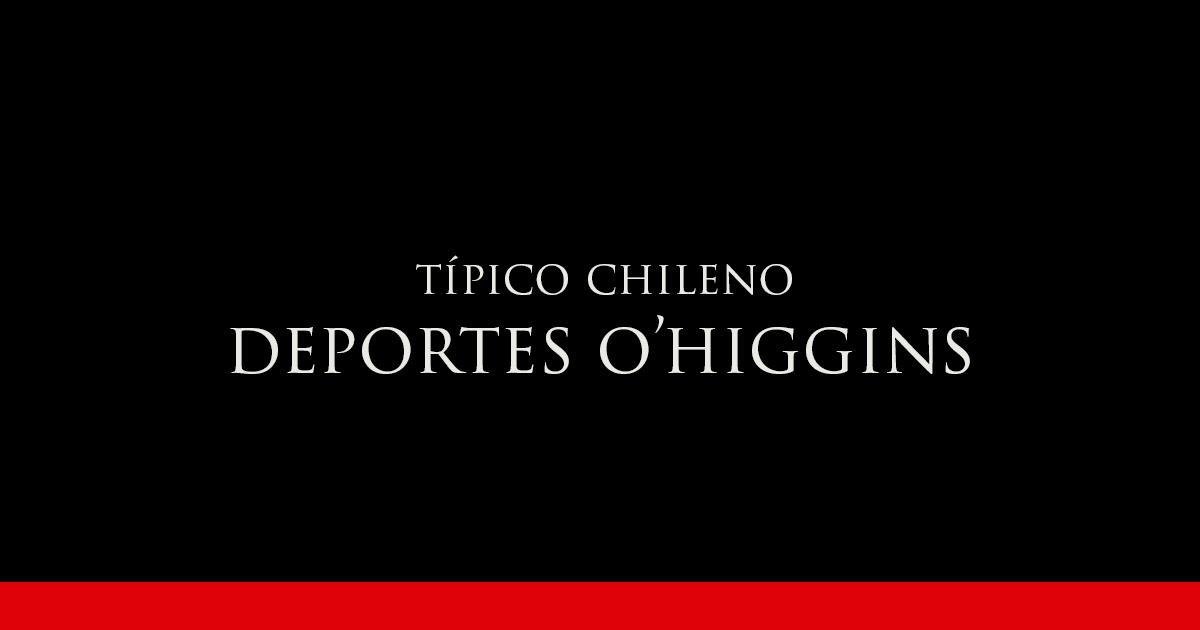 DEPORTES O'HIGGINS | Vino Gato