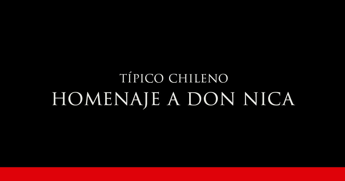 HOMENAJE A DON NICA | Vino Gato