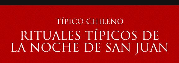 Gato Típico Chileno LA NOCHE DE SAN JUAN