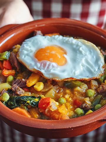 Charquicán de Carne | Recetas Chilenas