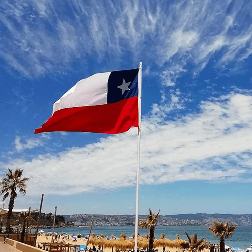 La bandera más linda del mundo