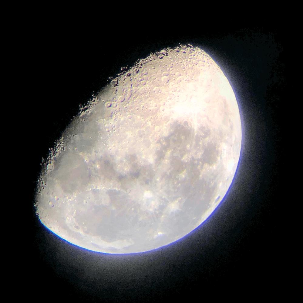 ¿La luna fue realmente de un chileno?