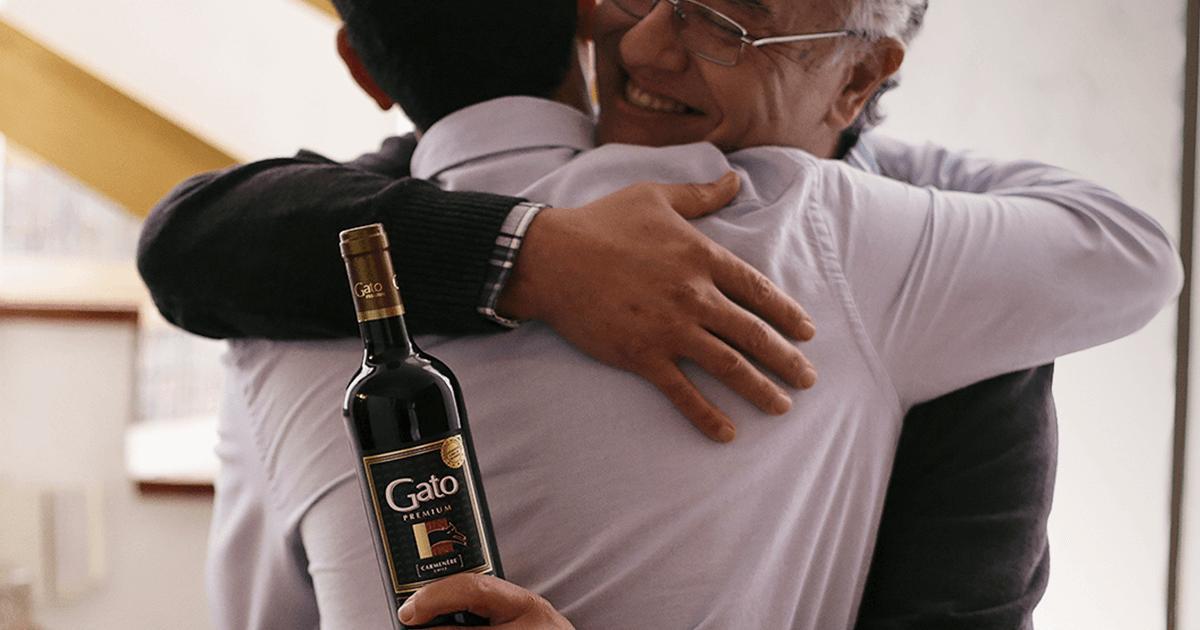 ¡Feliz día del padre! | Vino Gato