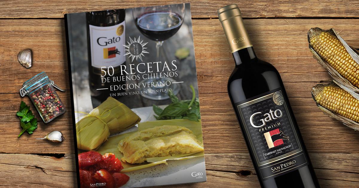Conozca las recetas ganadoras de buenos chilenos | Vino Gato