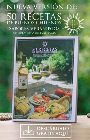 50 recetas de buenos chilenos - sabores veraniegos
